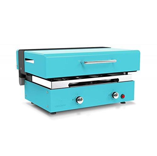 Tapa de horno para plancha turquoise Verylagoon: Amazon.es: Hogar