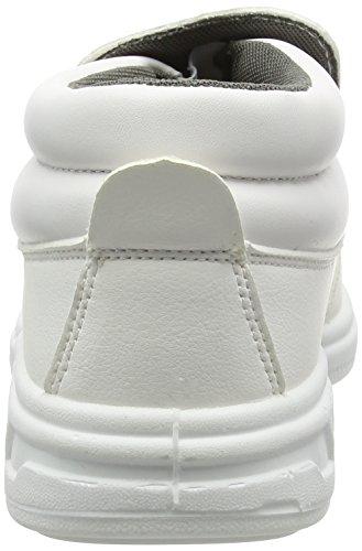 Portwest FW83 bianco, 8,0, colore: bianco su per bagagliaio, antiscivolo