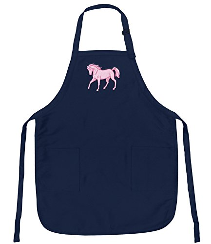 Apron Horse (Broad Bay Horses Apron w/Pockets & Adjustable Neck!)