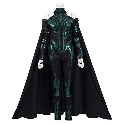FANER 2017 Movie TThhoorr 3 Women Jumpsuit Cosplay Costume Halloween Outfits (Women S, Full Set)]()