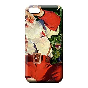iphone 4 4s Strong Protect High-definition stylish mobile phone skins Santa Claus