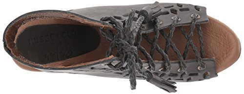 Musse Women's Wedge Sandal Black Cloud amp; Caprice azxqwa8r