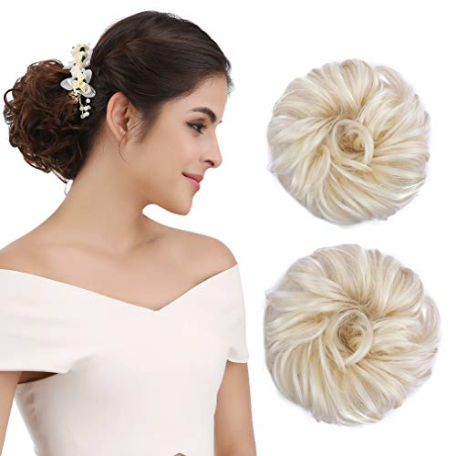 REECHO Womens Thick Extensions Hairpieces product image