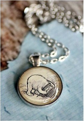 Pooh Necklace - 8