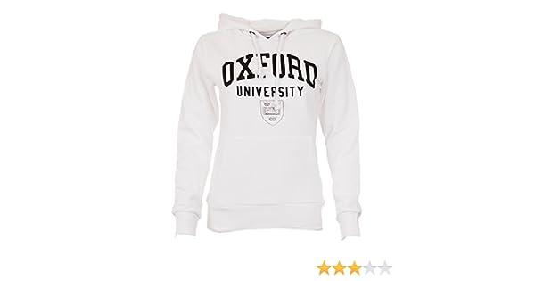 Producto Oficial Producto Oficial de Oxford University Sudadera con Capucha de la Mujer: Amazon.es: Ropa y accesorios