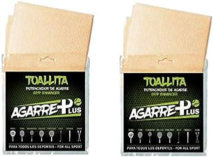 Toallita Pro Elite Agarre Plus. Potenciador de Agarre para Todos los Deportes