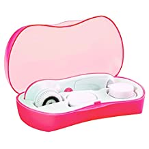 Danielle Ultrasonic Deep Facial Cleansing System, Pink