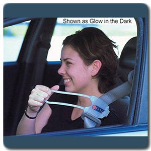 Seat Belt Handle Easy Reach Glow In The Dark