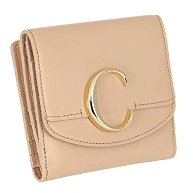 newest collection 21a42 d22ca Amazon | Chloe(クロエ) 財布 クロエC ミニ財布 二つ折り 二 ...
