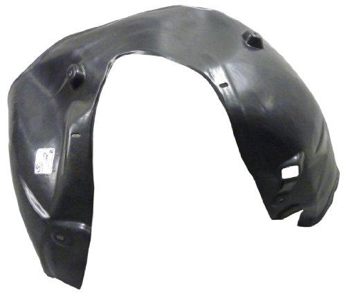 Dodge Charger 06-10 Left Lh Splash Shield Liner Inner Fender (Inner Fender Shield)