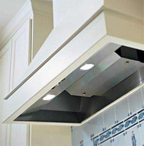 Liner 600 Cfm Stainless Steel - Square Sides Wall Mount Liner Size: 42