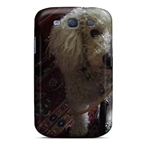 For Galaxy S3 Protector Case The Dog In The House Phone Cover