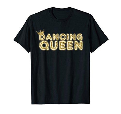 Perfect Awesome Cool Dancing Queen Disco Retro T Shirt (Dancing Queen T Shirt)