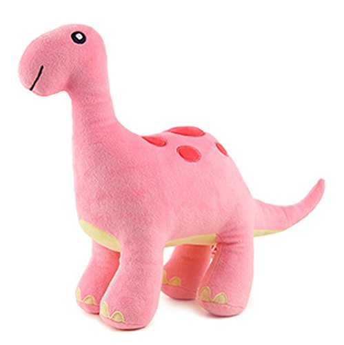 HugeHug Jurassic Dinosaur Plush Stuffed Toy for Kids 15 inches, for Boys Girls Birthday Gifts -