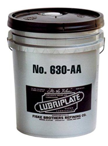 LUBRIPLATE L0067-035 630-Aa Lithium-Based Grease, 5 gal by Lubriplate