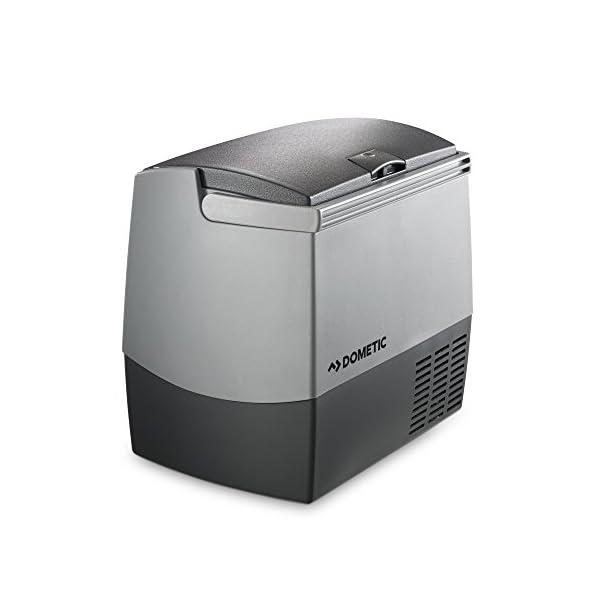 Dometic CoolFreeze CDF 18, tragbare elektrische Kompressor-Kühlbox/Gefrierbox, 18 Liter, 12/24 V für Auto, Lkw oder Boot…