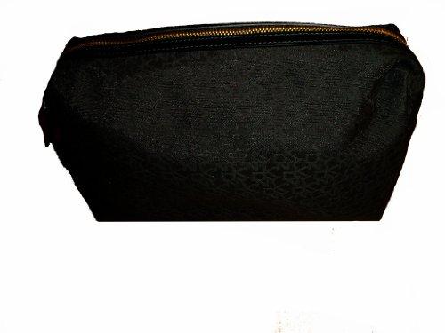 DKNY Women's/Men's Toiletry/Travel/Cosmetic Bag, Black