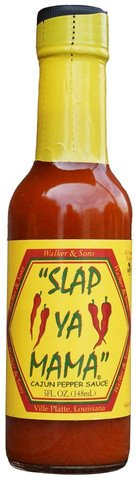 SLAP YA MAMA Cajun Pepper Sauce - 5 oz