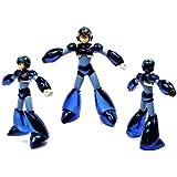 Mega Man X DArts SDCC 2011 5 Inch Action Figure Mega Man X Metallic Version