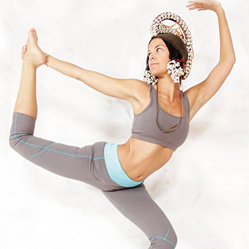 Figuera Yoga Sports Bra Cloud Grey