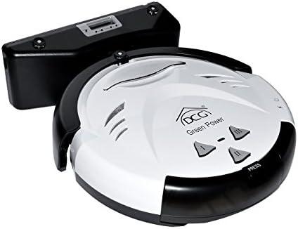 DCG BS1025 TWIST Robot Inteligente aspirador a sensores con mando ...