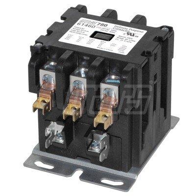MARS - Motors & Armatures 61462 3P 50A 208-240V BOX LUG TERM
