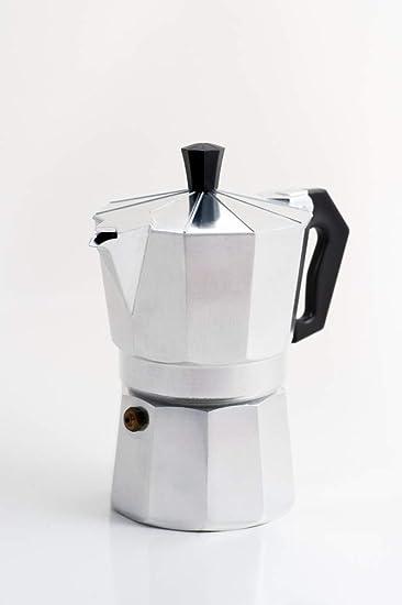 Amazon.com: Aluminium Stovetop Espresso Maker Pot for Coffee ...