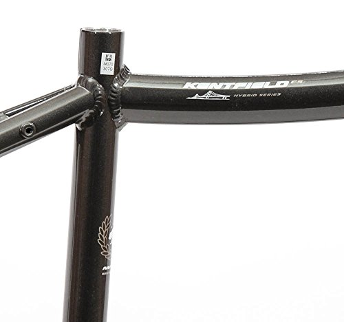 "17"" MARIN KENTFIELD Hybrid City Commuter 700c Bike Frame Grey Alloy V NOS NEW"