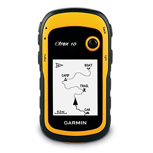 Garmin eTrex 10 Worldwide