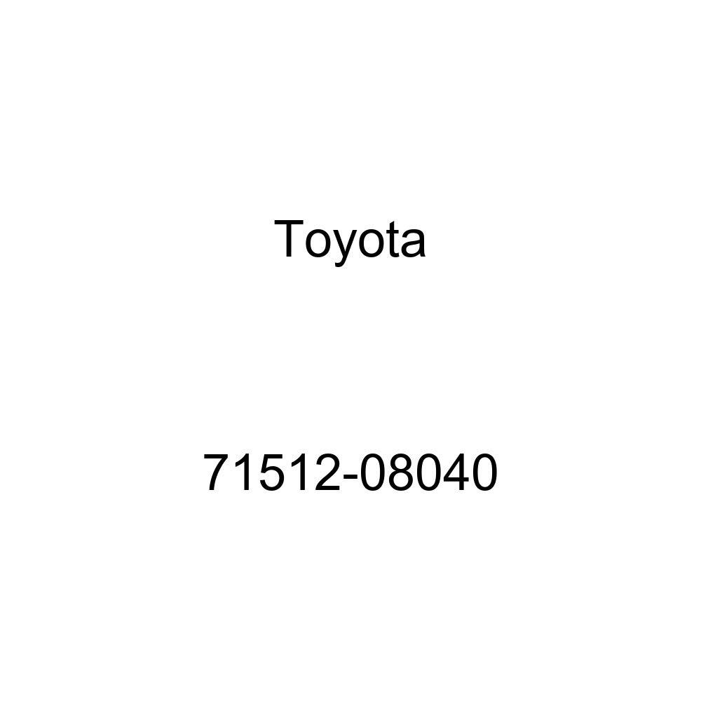 TOYOTA Genuine 71512-08040 Seat Cushion Pad