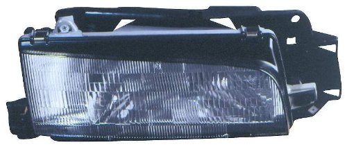 Depo 316-1113R-AS Mazda 323/Protege Passenger Side Replacement Headlight Assembly