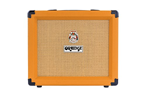 Orange CRUSH20 Crush 20 Twin-Channel 20 W Guitar Amplifier, Orange