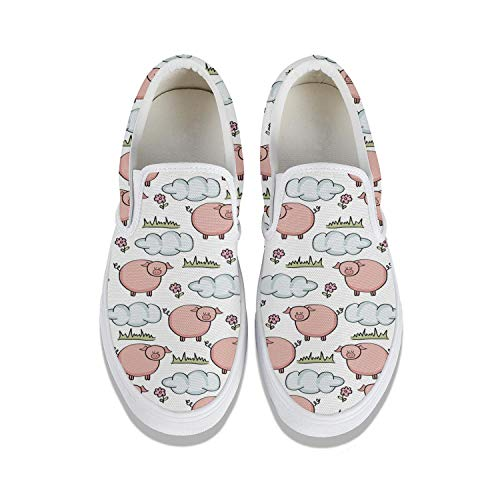 Mens Guys Doodle Fat Pig in The Bush Boys Sneakers for Mens Customize Best Running Shoes