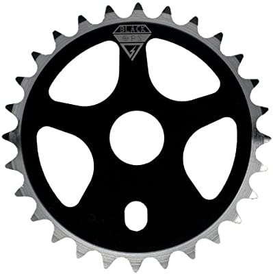 Amazon.com : Black Ops Micro Drive BMX Chain Ring, 25t, Black : Bike  Chainrings And Accessories : Sports & Outdoors