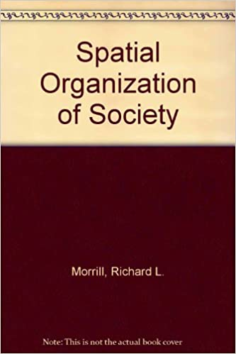 Book Spatial Organization of Society
