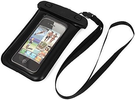 DealMux Cell Phone Waterproof Case Bag seco Tampa da Pele ...