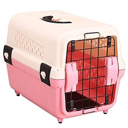 Lppanian Transportin Perro Mascota Caja De Aire Gato Caja Dejaula ...