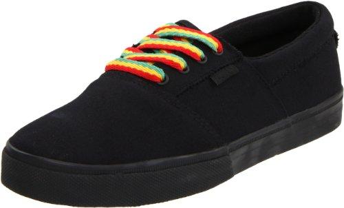 Fallen Mens Coronado Skate Shoe Black-ops