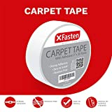 XFasten Double Sided Carpet Tape for Area