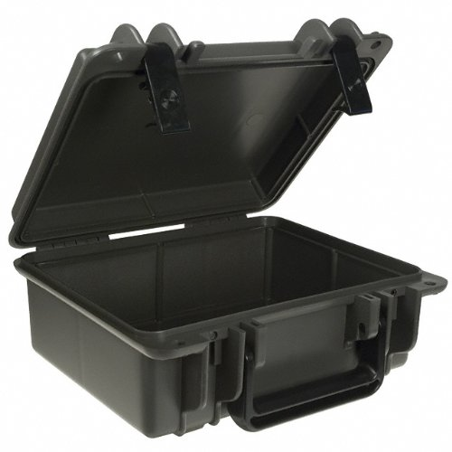 Seahorse 300 Protective Case without Foam, Black ()