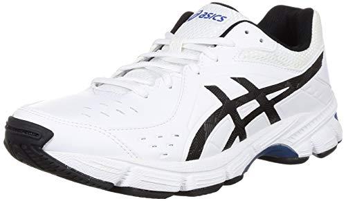 ASICS Men's White/Black Walking Shoes-11 UK (46.5 EU) (12 US) (S709Y) Price & Reviews