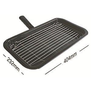 Rejilla de repuesto Universal para horno - pan & mango - 232 mm x ...