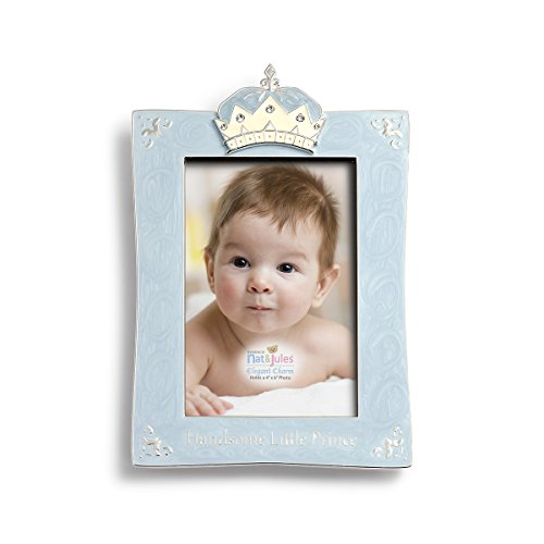 Little Prince Gift (Demdaco Baby Frame, Handsome Little Prince)