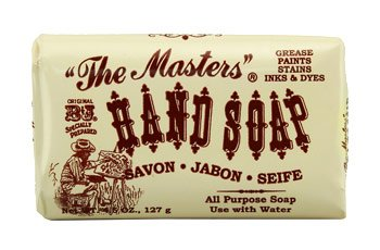 General Pencil The Masters Artist Hand Soap 4.5 Ounce (102-BJ)