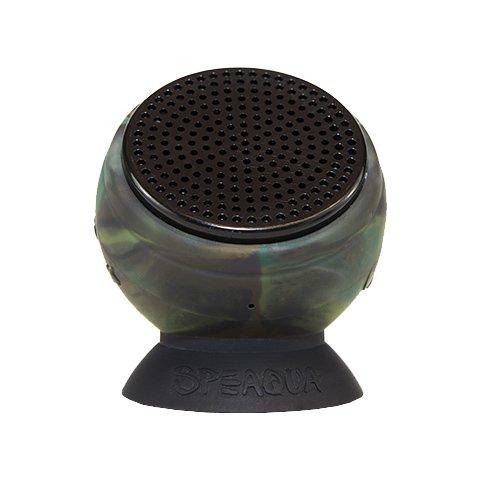 Speaqua Barnacle Plus Waterproof Bluetooth Speaker with 4 GB