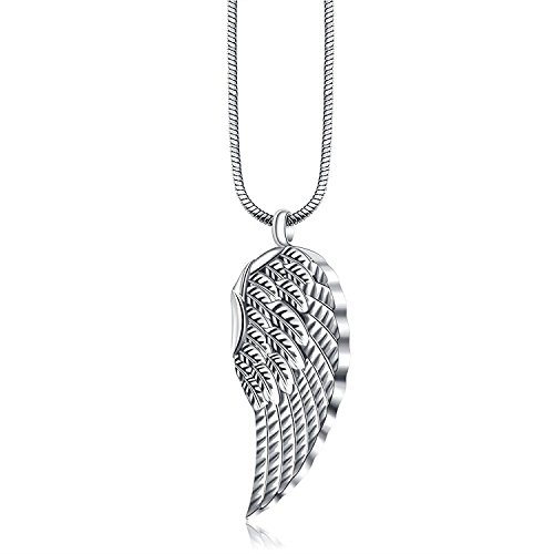 Helome Angel Cremation Jewelry Necklace