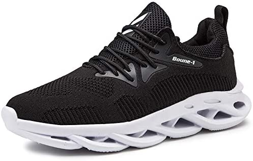 YSZDM Zapatillas de Running para Hombre, Zapatillas de Deporte ...