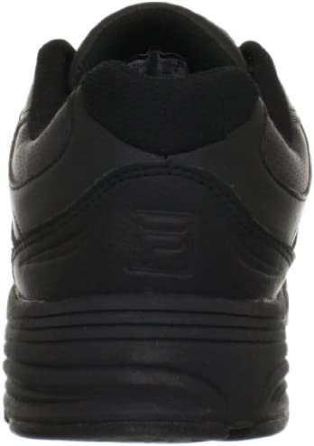 41qmzyPXnpL. AC Fila Men's Memory Workshift Slip Resistant Work Shoe    Feel comfortable without sacrificing performance and protection in your work day with the Fila Memory Workshift slip resistant safety shoe. Where premium meets utility, the Memory Workshift is constructed from durable leather and synthetic overlays to give you a dependable work shoe that meets your occupational needs. Our Fila Memory Workshift shoe features a rubber slip resistant outsole to provide traction against slick or wet surfaces – tested in accordance with the applicable industry standards, including: ASTM F2913-11. Though designed to help prevent slips, you should always exercise caution on slick surfaces.