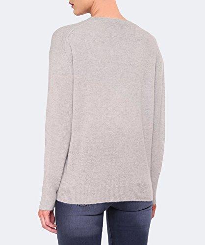 360 Sweater Mujeres flaviana vestido Palma de cachemir Shitake Y La Peonía Shitake Y La Peonía