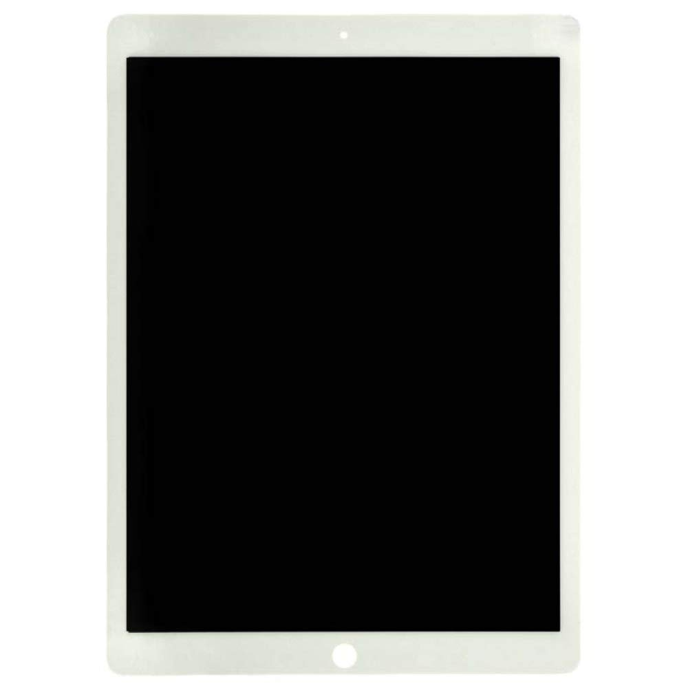 LCD & Digitizer Assembly (with PCB Board) for Apple iPad Pro 12.9 (2nd Gen) (White) with Glue Card